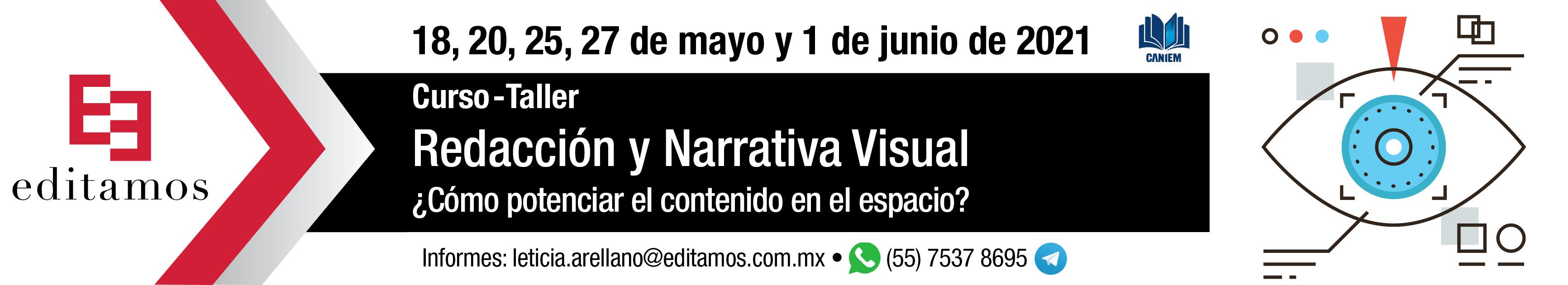 Redacción y Narrativa Visual_Carrusel
